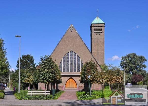(Sint-Jozef en Sint-Kristoffelkerk)