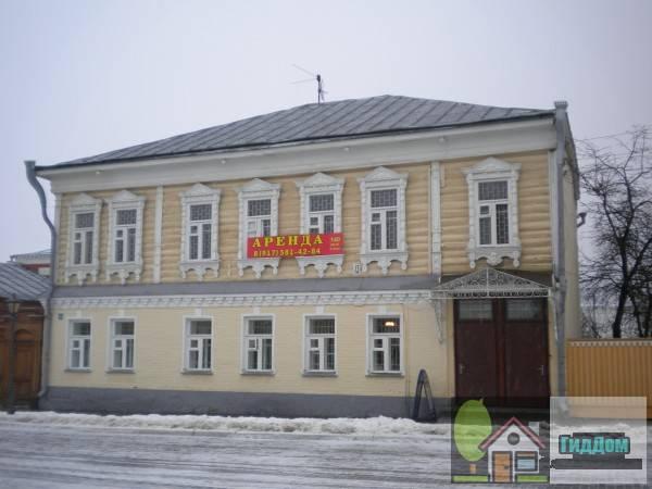 Улица Лажечникова, дом №13