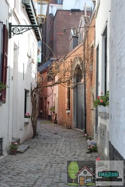 (Geheel gevormd door de Sint-Rochuspoort en de Ooievaarsstraat)