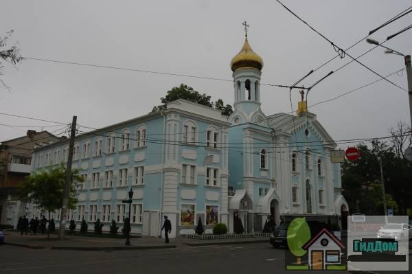 Скорбящая церковь (Скорботна церква)