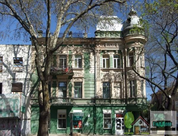 Дом доходный Шполянского (Будинок прибутковий Шполянського)