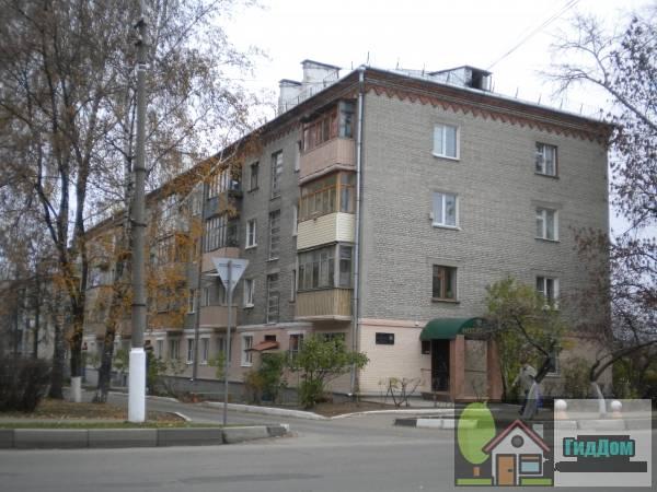 Проспект Кирова, дом №16