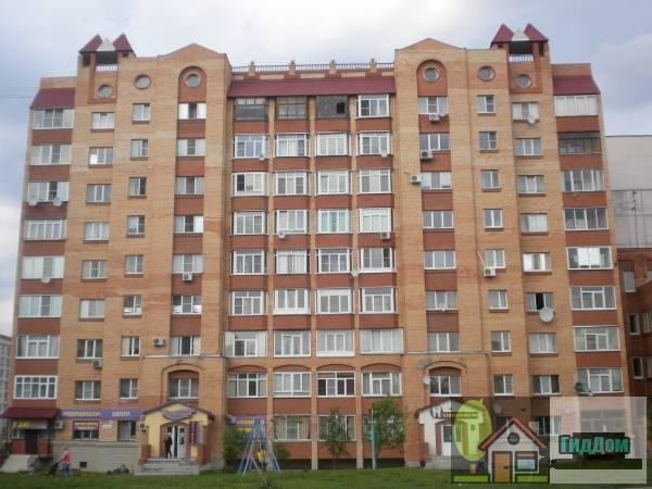 Жилой дом на улице Дзержинского