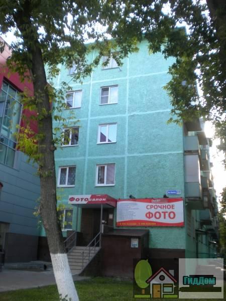 Жилой дом на проспекте Кирова