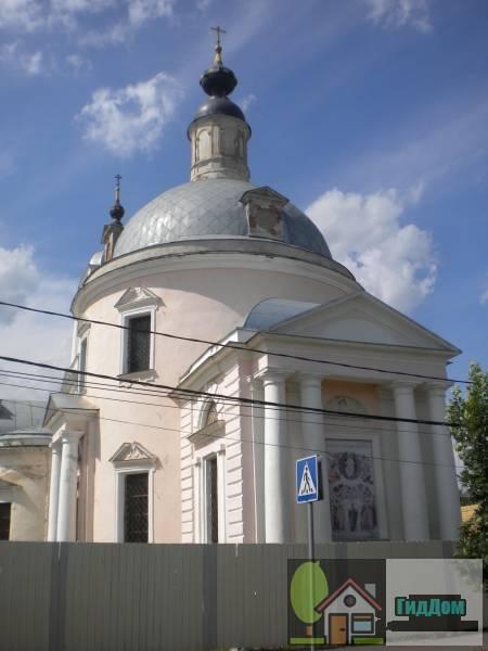 Церковь Вознесения в Кузнечной слободе