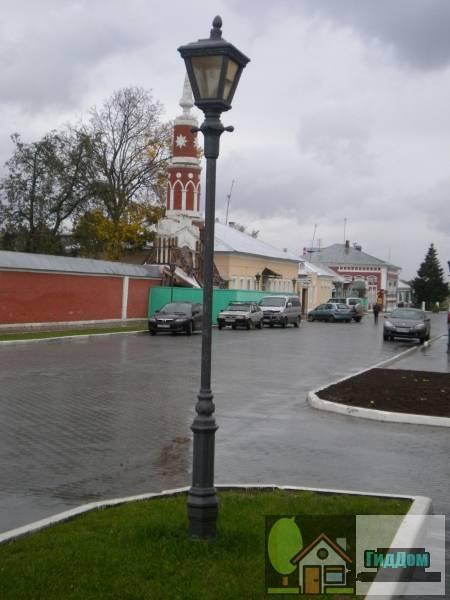 Общий вид на улицу Лажечникова