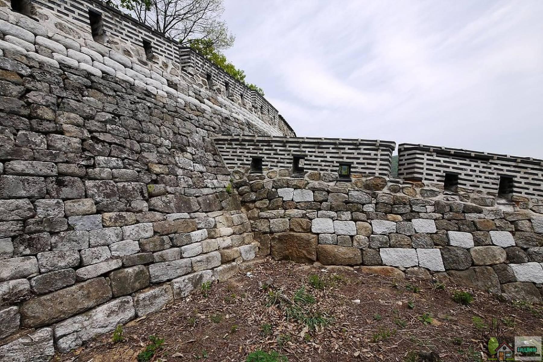 Горная крепость Намхан
