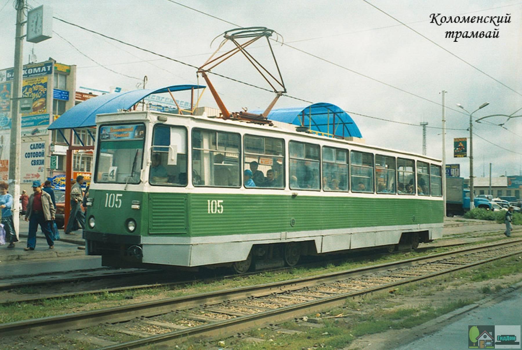 Трамвайная остановка «Голутвин»