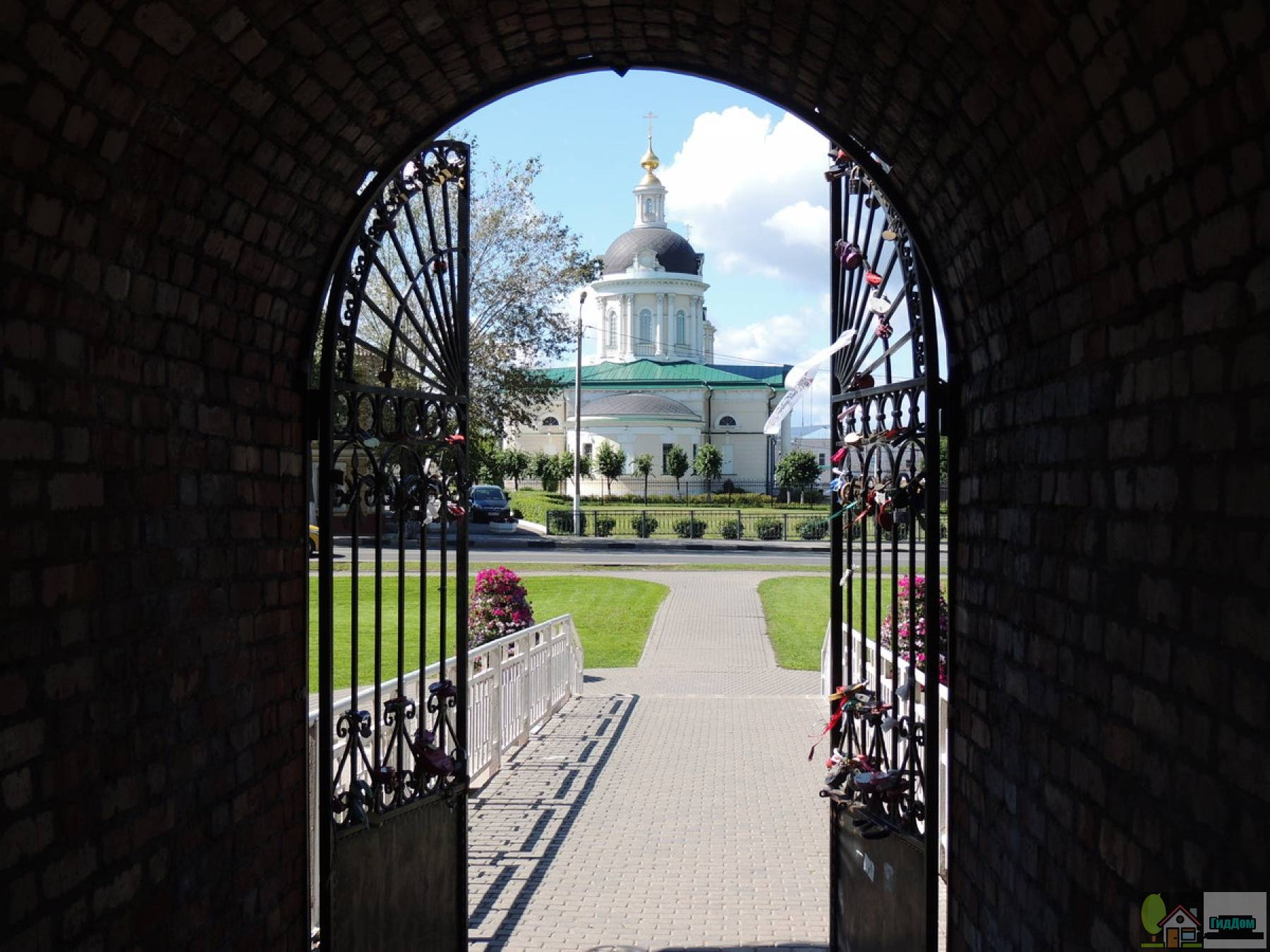 Михайловские (Малаховские) ворота