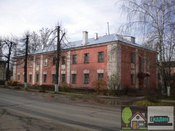 Улица Суворова, дом 6