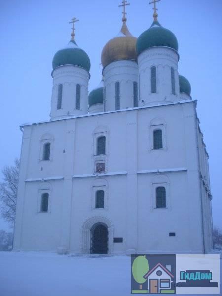 Успенский собор Коломны