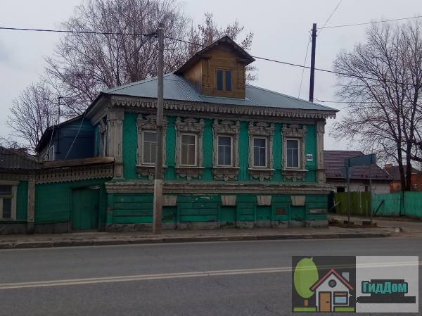Жилой дом на улице Октябрьской революции в Коломне