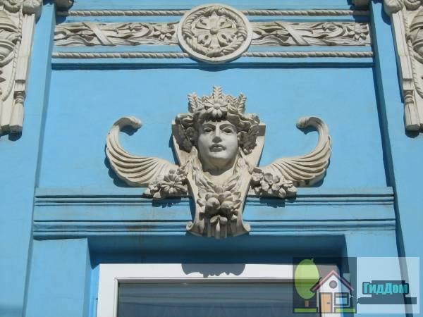 Дом купца Грибушина с интерьером