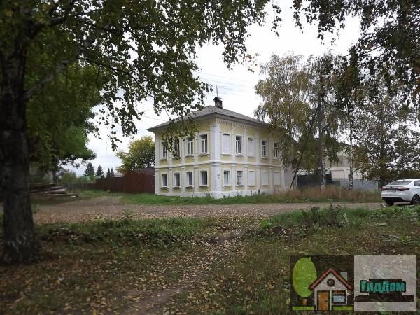 Дом Ярышева