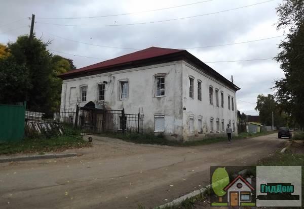 Дом Волоснухиных