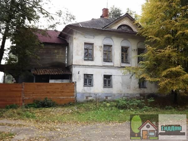 Дом Соломинцева