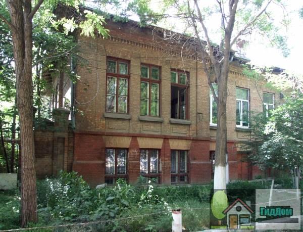Здание прозектури областной клинической больницы (Будівля прозектури обласної клінічної лікарні)