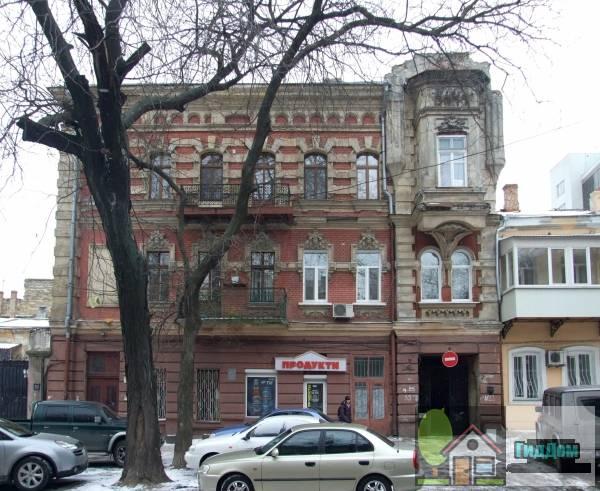 Дом доходный Гелеловича (Будинок прибутковий Гелеловича)
