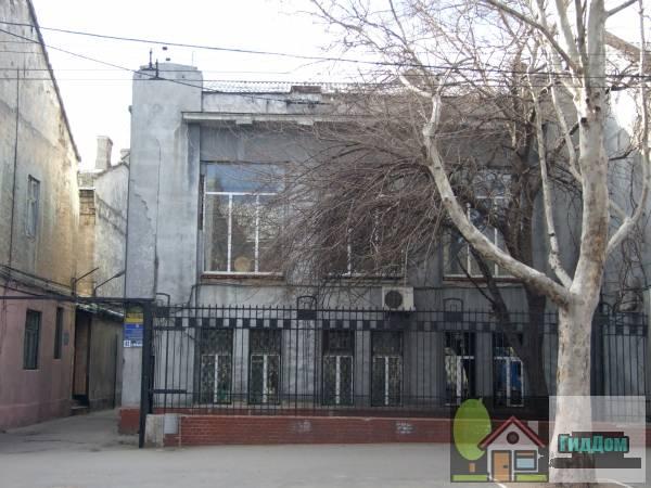 Здание детского сада Бродской (Будинок дитячого  садку  Бродської)