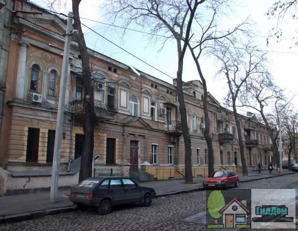 Дом доходный Ганеліна (Будинок прибутковий Ганеліна)