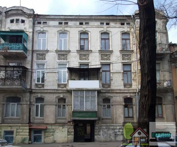 Дом доходный Станковая (Будинок прибутковий Станкова)