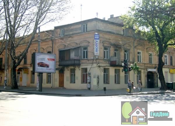 Дом жилой Зонштейна (Будинок житловий Зонштейна)