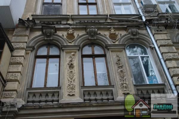 Дом доходный Верготі (Будинок прибутковий Верготі)